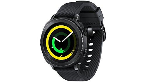 SAMSUNG Gear Sport – Smartwatch (1.2″, Tizen, 768 MB de RAM, Memoria Interna de 4 GB), Color Negro