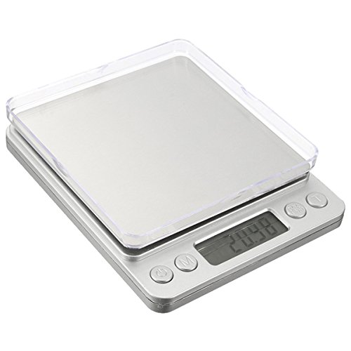 SODIAL(R) Precision 3000g x 0.1g Digital Scale Balances Weight Jewelry Food Diet Postal ounce