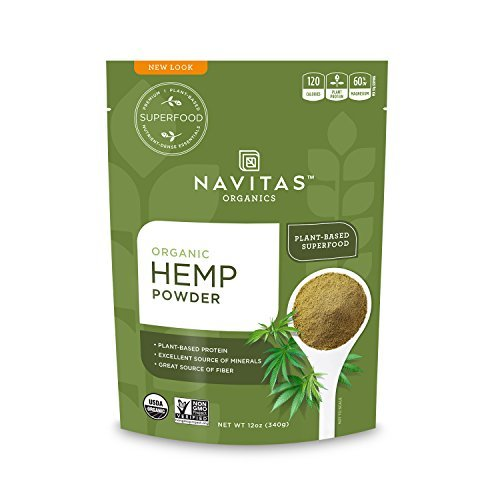 Navitas Naturals Hemp Protein Powder 12 oz. - 3PC by Navitas Organics