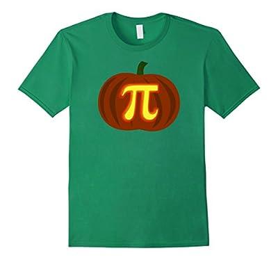 Funny Halloween Pumpkin Pi Math Shirt