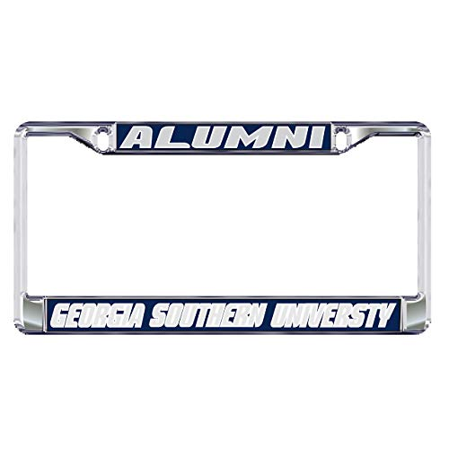 Craftique Georgia Southern Eagles Plate Frame (Domed GEO Southern Alumni FRAM_19577)