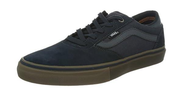 9faf35c522 Vans Gilbert Crockett Pro Men US 7 Blue Skate Shoe