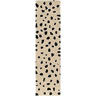 Artistic Weavers STLA-2443 Stella Dalmatian Rug, Black/White, 4' x 6' (B01M31IWPR) | Amazon price tracker / tracking, Amazon price history charts, Amazon price watches, Amazon price drop alerts