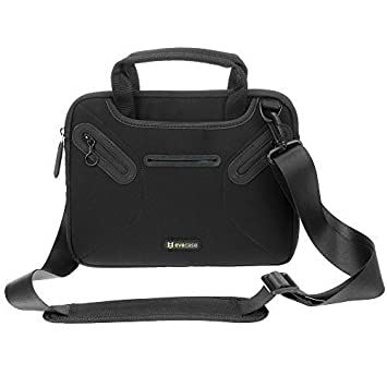 Evecase 89 97 Inch Slim Tablet Sleeve Laptop Shoulder Bag Briefcase Carrying Messenger