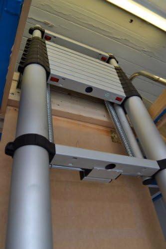 Youngman 301000/2,6/m Teleskopleiter aus Aluminium