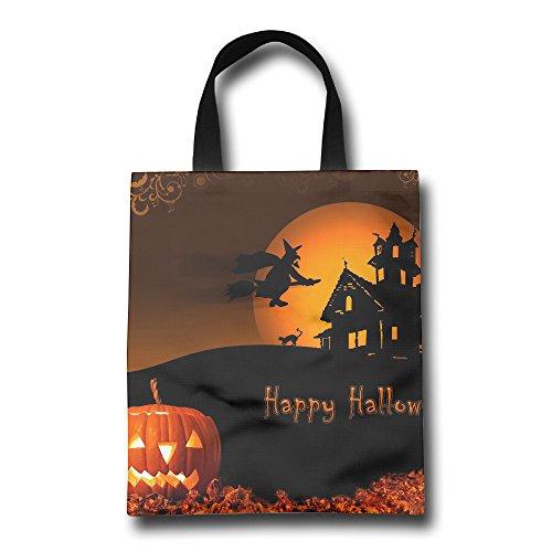 [XHAXL Happy Halloween Shopping Bag] (Spirit Halloween Customes)