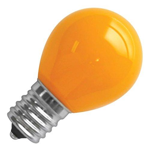 Litetronics 68980 - 1W S11 INT 120V CY 25,000H Intermediate Screw Base Scoreboard Sign Light Bulb