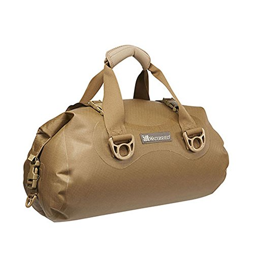 Watershed Chattooga Duffel Bag, Coyote (River Dry Duffel)