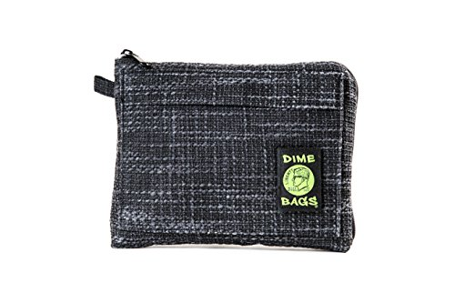 Padded Pouch - Soft Interior with Secure Heavy-Duty Zipper (10-Inch) (Padded Pipe)