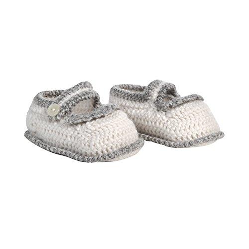 chiaraluna , Chaussures souples pour bébé (fille) 12 months up to 12 Kgs 86 cm