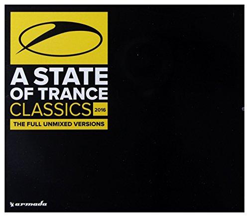 Chicane - Paul Van Dyk / Bt / Above & Beyond A State Of Trance Classics 2016 [4cd] - Zortam Music