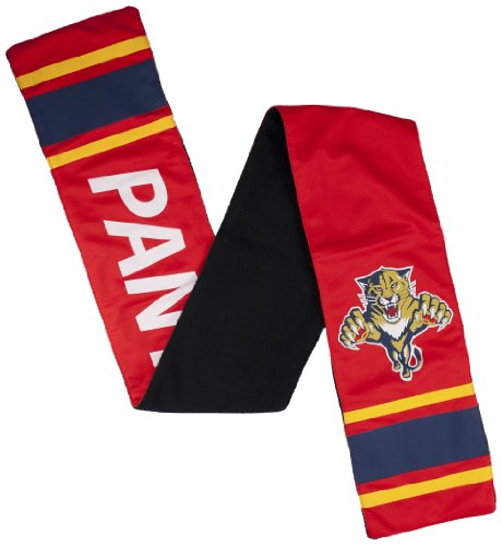 NHL Florida Panthers Jersey Scarf (Panthers Jersey Scarf)