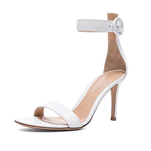 elashe - Correa para el tobillo Mujer Weiß