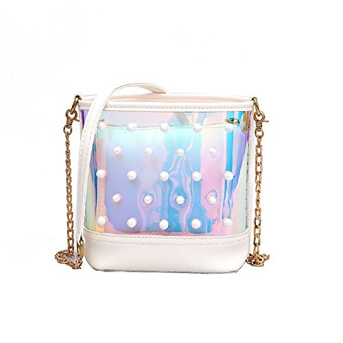 Chain coréenne Sauvage Bag New Bag Blanc ZHRUI Messenger Mode Tendance Women épaule 0txCqYwE
