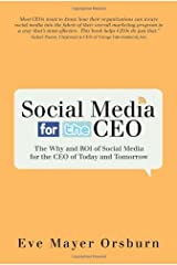 Social Media for the CEO: The Why and ROI of Social Media for the CEO of Today and Tomorrow Hardcover
