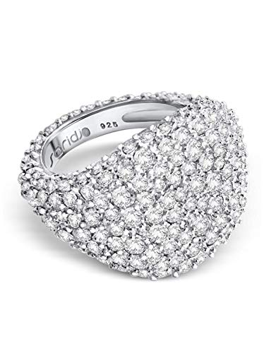 (Pave Pinky Ring Size 3)