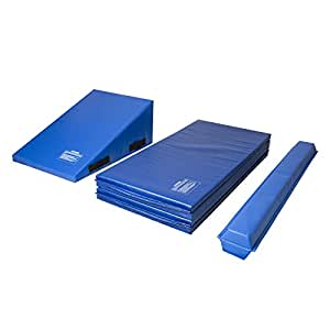 Amazon.com: incstores Kit de gimnasia incluye alfombrilla de ...