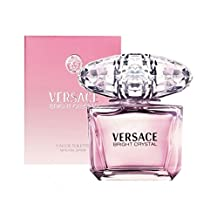VERSACE BRIGHT CRYSTAL by Gianni Versace for WOMEN: EDT SPRAY 6.7 OZ