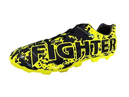Port Unisex Amaze X PU Football Shoes