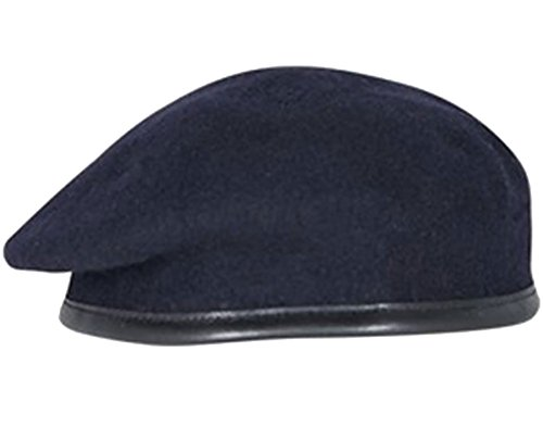 6373ba35 British Military Berets - Unit Options (56 cm / 7, Navy Blue) - Buy Online  in Oman.   Apparel Products in Oman - See Prices, Reviews and Free Delivery  in ...
