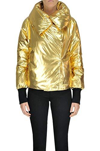 Pinko Women's MCGLCSP000004061I Gold Polyester Down Jacket