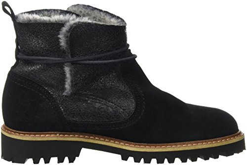 14 Suede Negro Botas black I 643 Para Mujer 100 Love Candies gxqAFw7B