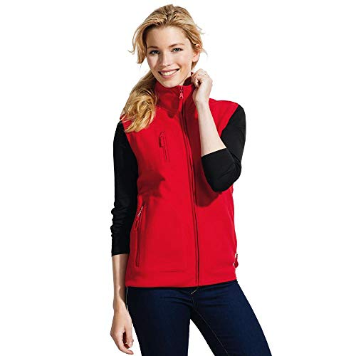 Sols Gilet In Pile Norway Rosso zZBwqz