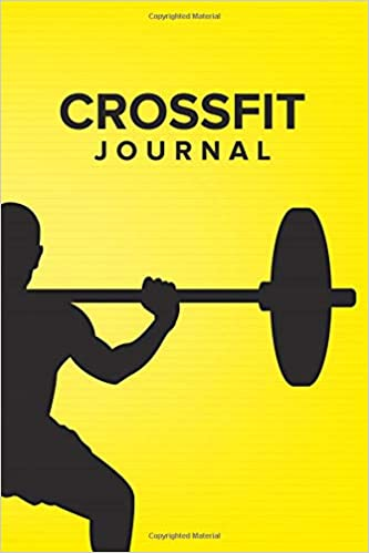 WOD Journal: Personal Crossfit Logbook Notebook, Daily Record ...