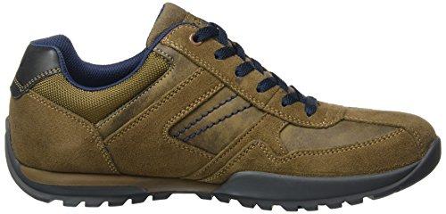 Dockers by 204426 Gerli Herren 36HT020 204426 by Sneaker, Braun (Stone Blau ... eea195