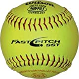 Wilson 12'' fast Pitch League/Practice Softball