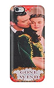 New Style ZippyDoritEduard Hard Case Cover For iphone 6 plus - Gone With The Wind (3D PC Soft Case)