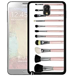 Makeup Brush And Tools Hard Snap On Cell Phone Case Cover (Samsung Galaxy Note III 3 N9002) hjbrhga1544