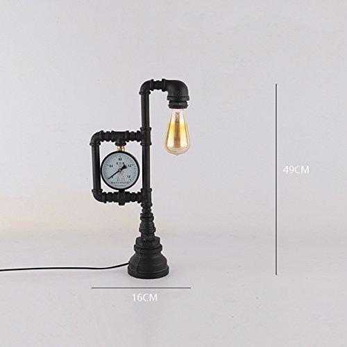 CN American Village Cafe Cafe Cafe Restaurant Persönliche Kreative Retro Loft Industrielager Wasserrohr Lampen B07JM9KK5K | Viele Stile  43f33a
