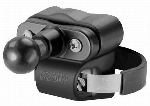 Ram Base Strap Mount (RAM Mounts Strap Mount For Bars/Rollbars From 1.5