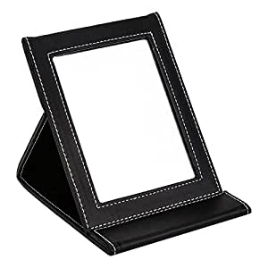 Portable Folding Vanity Mirror Small Standing Makeup