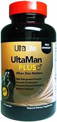 #1 Best Male Enhancement for Men Who Know Size Matters. Safe & Natural Male Enlargement Formula with Maca, L-Arginine & Tongkat Ali Plus Powerful & Potent Pills Increase Stamina, Endurance & More
