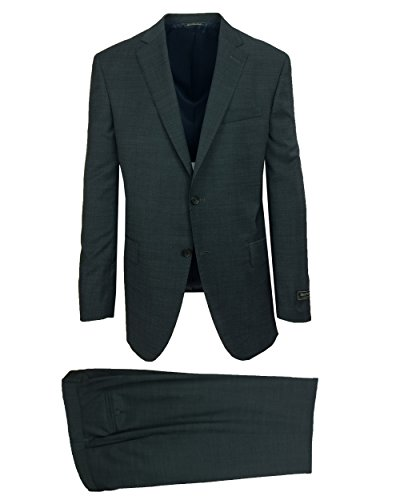 Jack-Victor-Mens-Gibson-Regular-Fit-Charcoal-Suit