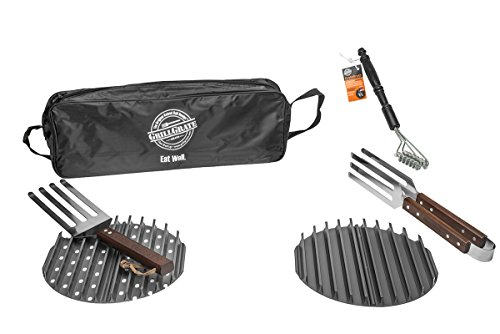 Ultimate Camp Grilling Gift Set (Cobb Grill)
