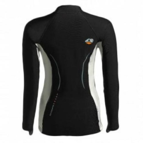 Lavacore Women's Long-Sleeve Shirt Size 18 - for Scuba , Snorkeling, and Water Sports by Oceanic (Image #2)