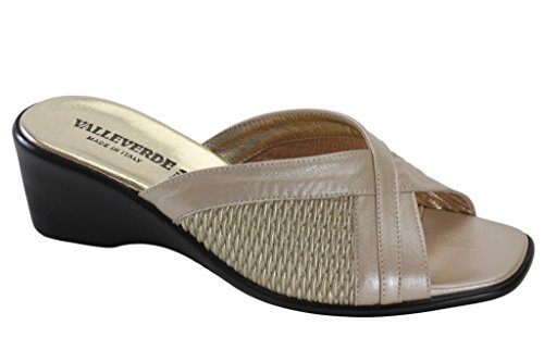 Platino Women's VALLEVERDE Slippers VALLEVERDE Women's wxz8CqI