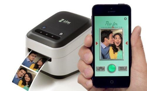 zink mobile photo printer multifunction wireless color label instagram portable digital photo. Black Bedroom Furniture Sets. Home Design Ideas