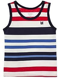 Toddler Boys Tank Top Shirt Summer Clothing   Camisetas Bebe Ropa Niño
