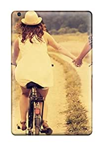 Michael paytosh Dawson's Shop New Style Ipad Mini Romantic Long Journey On Cycle Tpu Silicone Gel Case Cover. Fits Ipad Mini