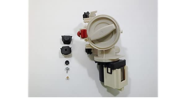 Only For Models in Kenmore Elite He 3t 4t 5t Washer Water Drain Pump ONLY Motor
