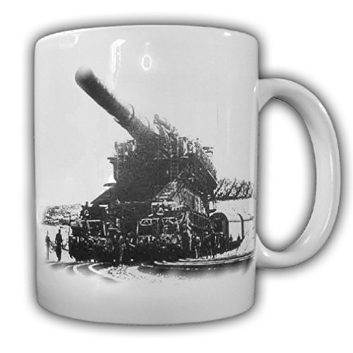 (Railroad gun Dora Front Military Soldier special - Coffee Cup Mug)