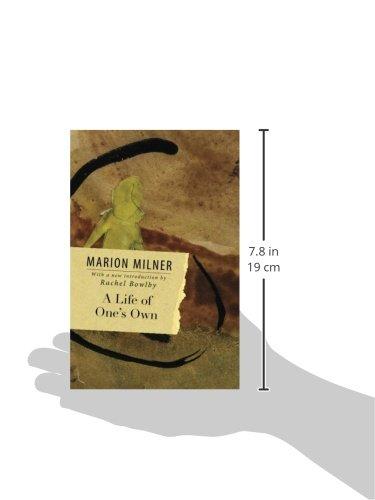 A Life of Ones Own: Amazon.es: Marion Milner: Libros en idiomas extranjeros