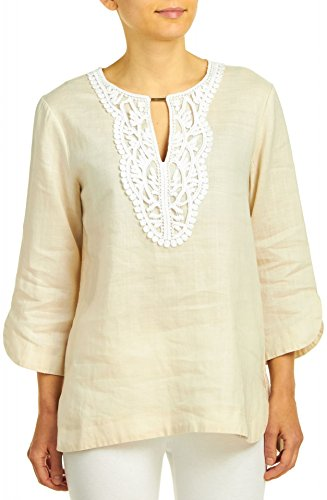 Linen And Silk Tunic - 2