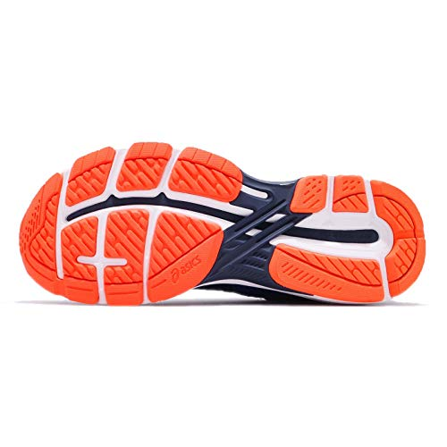 GT 4549 Orange Gel Shoes ASICS 10 Running 6 Indigo Shocking Blue 2E Imperial US 2000 Mens v5xngWZRnB