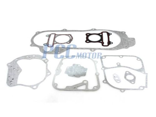 Complete Gasket Set GY6 49cc 50cc 139QMJ Engine Short Case Scooter Moped GS16