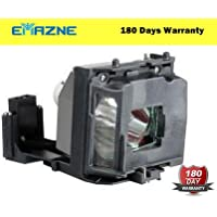 Emazne AN-F212LP Projector Brighter Replacement Compatible Lamp With Housing For Eiki AH-62101 EIP-2600 Sharp PG-F212X PG-F212X-L PG-F255W PG-F262X PG-F267X PG-F312X PG-F317X PG-F325W XR-32S XR-32S-L